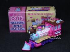 Tomica Tokyo Disney 2018 Special Edition Western River Railroad Train Disneyland