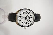 Russian mechanical watch RAKETA BIG ZERO. White dial. 39mm