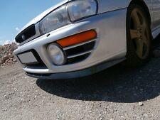 Spoilerlippe Subaru Impreza GT 97-99 Spoiler Frontspoiler Spoiler Diffusor Black
