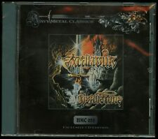 Headstone Excalibur CD new Heavy Metal Classics  Reissue of 1985 album