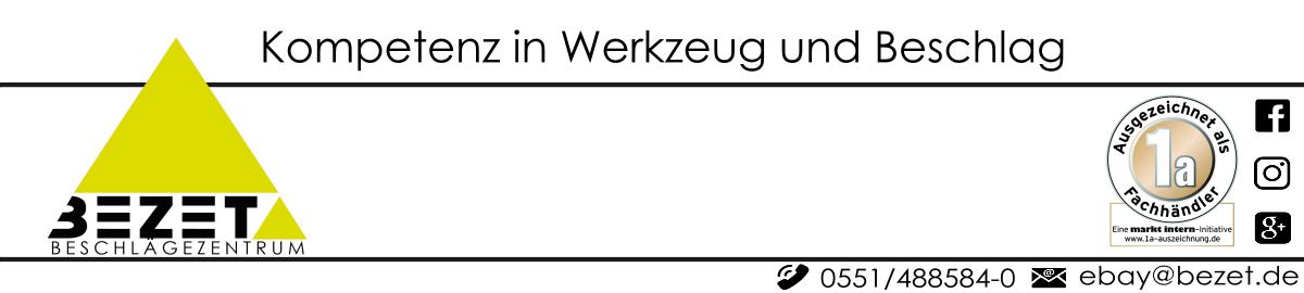 BEZET BESCHLAEGE ZENTRUM 24-ONLINE