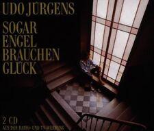 UDO JÜRGENS 'SOGAR ENGEL BRAUCHEN GLÜCK' 2 CD NEW+