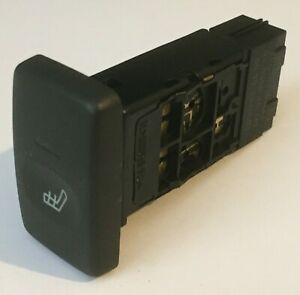 Land Rover Freelander 1 seat heater switch YUG103100LNF for right OS seat DRIVER