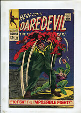 DAREDEVIL #32 (5.0) TO FIGHT THE IMPOSSIBLE FIGHT! 1967