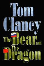 The Bear and the Dragon by Tom Clancy (Hardback, 2000) - FREE DELIVERY