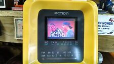 "Action 2.2"" LCD Color TV w/ AM/FM Radio"