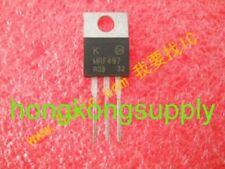 5p MRF497 NPN SILICON RF POWER TRANSISTOR TO-220 (A21)  LI