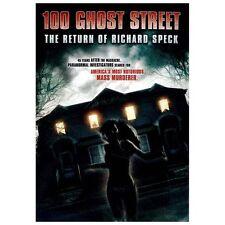 100 GHOST STREET: THE RETURN OF RICHARD SPECK NEW DVD
