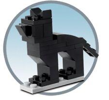 LEGO Store October 2012 Halloween Black Cat Monthly Mini Model Build New