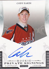 11-12 Rookie Anthology Cody Eakin Auto Private Signings Autograph