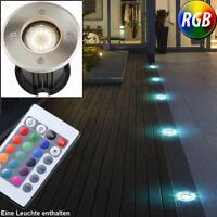 LED Außen-Strahler Bewegungsmelder IP65 Flutlicht Wand-Fluter Scheinwerfer 20W