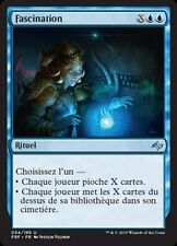 MTG Magic FRF FOIL - Fascination, French/VF