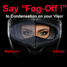 Fog-Off - WeePro Anti fog visor insert - like a pinlock but without needing pins