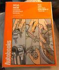 MGA, MGB Owners Workshop Manual Autobook 955 MGA 1600 Twin Cam MG