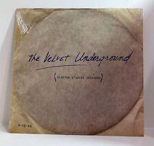 THE VELVET UNDERGROUND Scepter Studios Sessions VINYL LP RSD Sealed NUMBERED