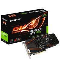 Gigabyte GeForce GTX 1060 6GB G1 Videojuego Tarjeta gráfica