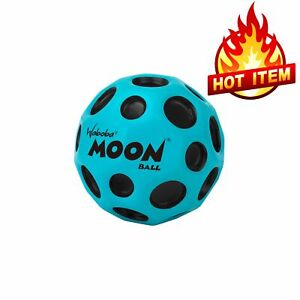 Waboba Moon Ball Extreme Bouncing Crazy Spinning Ball