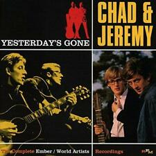 Chad And Jeremy - Yesterday's Gone - The Complete Ember / World Artist (NEW 2CD)