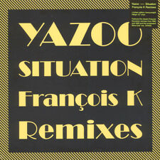 "YAZOO Situation Francois k Remix 2018 RSD 2018 Dub Mute 12"" NEW and SEALED rare"