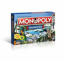 Original Monopoly Hanover City Edition Cityedition City Board Game Game New
