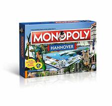 Original Monopoly Hannover City Edition Cityedition Stadt Brettspiel Spiel NEU