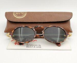 Vintage B&L Ray Ban Bausch & Lomb G15 Gray Gatsby 3 DLX W1524 w/Case