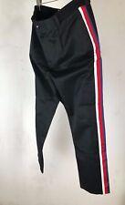 Gucci men's pants size 52 w 36 black multicolor stripe