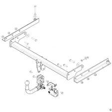 Brink Towbar for Audi A6 (C8) Estate 2018 Onwards  - Detachable Tow Bar