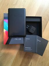 ASUS Google Nexus 7 Tablet 16 GB Black