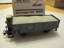 S39 Märklin 46037 Insider Jahreswagen 2001