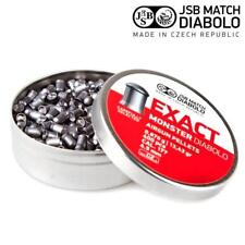 JSB Exact Monster Diabolo .177 Air Rifle Pellets Heavy Air Gun Ammo Tins of 400
