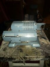 USSR Arithmometer Vintage Mechanical Calculator Work Felix Adding Machine Soviet