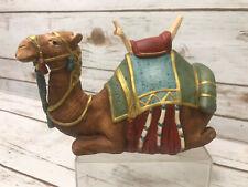1989 Franklin Mint The Nativity Gianni Benvenuti Camel Porcelain Figure Holiday