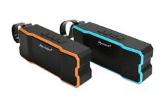 Neues AngebotBluetooth Lautsprecher, IPX7 Wasserfest Außen Tragbar Stereo