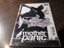 Mother Panic #1 Jody Houser Autograph Signed Comic Book DC Young Animal Auto