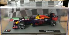 "DIE CAST "" RED BULL RB12 - 2016 MAX VERSTAPPEN "" FORMULA 1 COLLECTION 1/43"