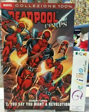 DEADPOOL CORPS N.2 YOU SAY YOU WANT A REVOLUTION - Ed. PANINI COMICS SCONTO 20%