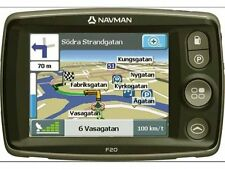 "Navman F20 GPS Navigationssystem West EU, 3.5"" Farb Touchscreen ~DEFEKT~"