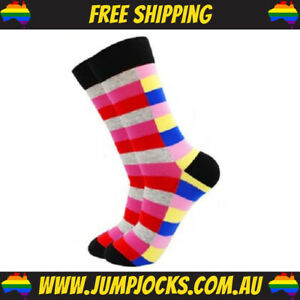 Crazy Dress Socks - Business, Novelty, Colourful **FREE SHIPPING**