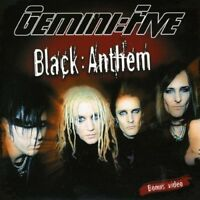 Gemini Five - Black Anthem [CD]