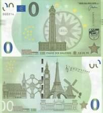 Biljet billet zero 0 Euro Memo - Phare des Baleines / Ile de Re (050)