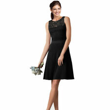 Satin Lace Dry-clean Only Dresses for Women