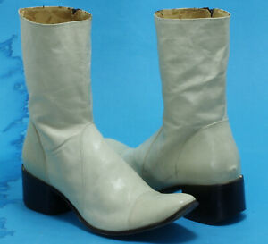 Cowboystiefel Western Line Dance Catalan Style Boots Leder Gianni Barbato 36