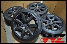 "2003-2005 17"" x 8"" +33 Nissan 350Z Wheels All-Season Tires OEM 40300CD028 62414"