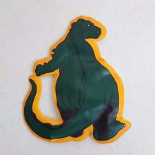 Vintage 1979 Toho Benedict Pictures Corp. Godzilla Puffy Figure Magnet