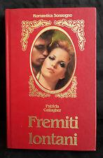 L39> FREMITI LONTANI - ROMANTICA SONZOGNO ANNO 1989