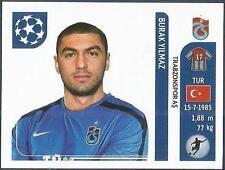 PANINI UEFA CHAMPIONS LEAGUE 2011-12- #140-TRABZONSPOR-BURAK YILMAZ