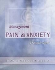 Management of Pain & Anxiety in the Dental Office Oral & Maxillofacial
