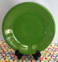 Fiestaware Shamrock Salad Plate Fiesta Green Small Plate