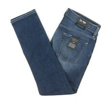 NEW 7 FOR ALL MANKIND MIRAGE WASH SKINNY PAXTYN AIRWEFT DENIM JEANS SZ 36